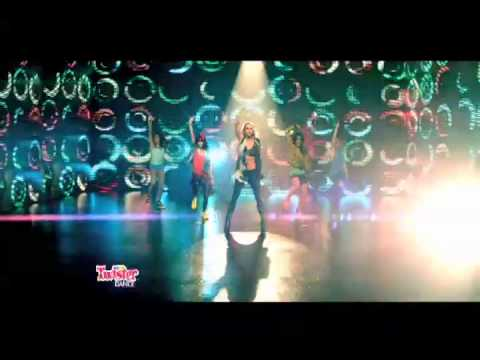 Britney Spears baila para Twister - Till the World Ends