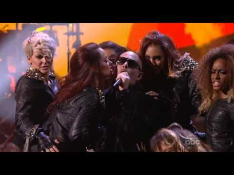 Pitbull - Don't Stop The Party / Feel This Moment ft. Christina Aguilera