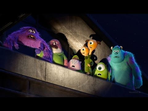 "Último trailer de Monsters University ""Monstruos De Fiesta"""
